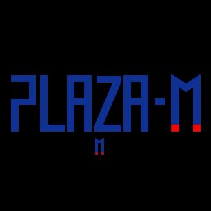 プラザMパーキング(大型駐車場)/ロゴタイプ